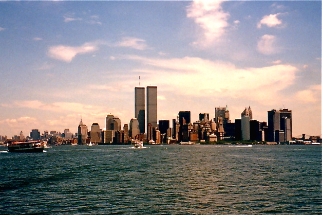World Trade Centre Towers 1994