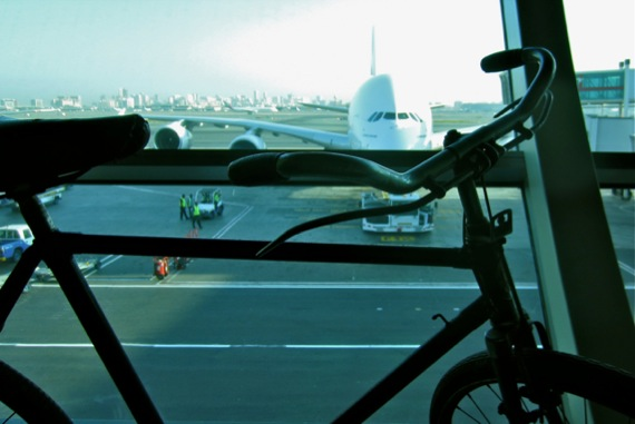 a380-bike at Dubai