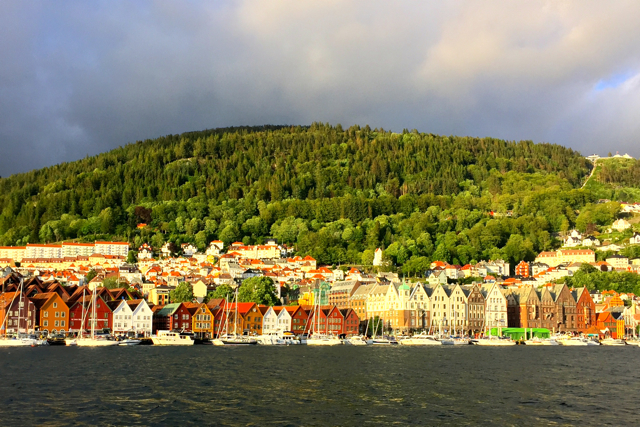 Bergen afternoon