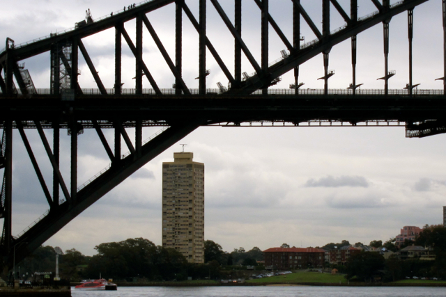 Blues Point Tower ESSES