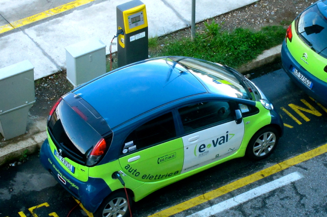 e-vai car sharing