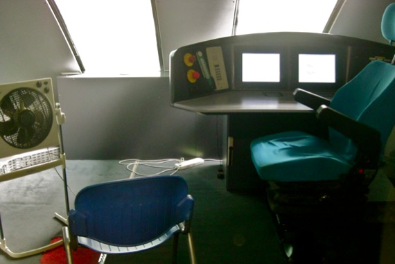 The Maglev Cockpit and The Fan