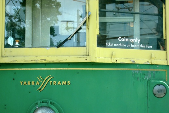 melb-tram close up